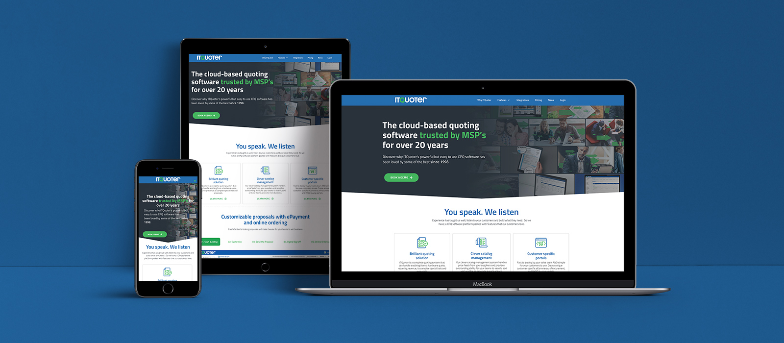 ITQuoter launches new website!